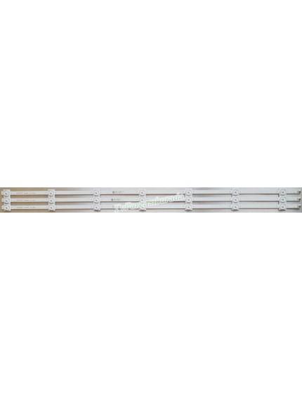 05D430307000-X1, YAL13-00730300-35, F5 190-195 3.0-3.3 C, LC430DUY-SHA1, Axen AX43DIL005/1032, Led Bar, Panel Ledleri, Backligth Strip