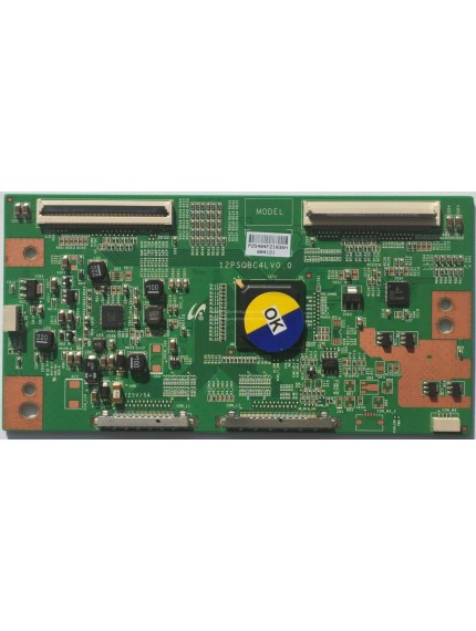 12PSQBC4LV0.0 , SAMSUNG , LTA400HV04 , Logic Board , T-Con Board