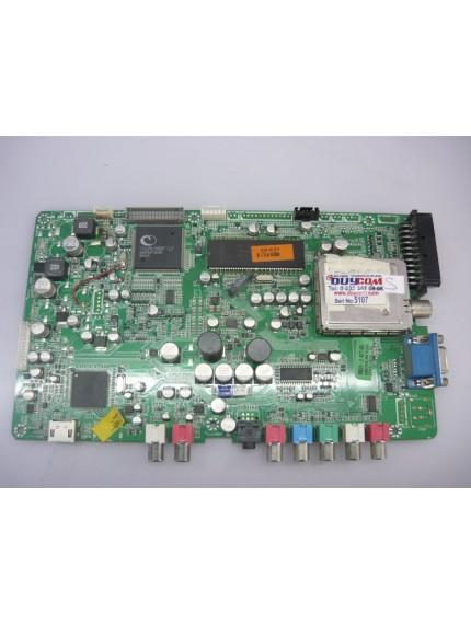 17MB29-2 , 20407117 , 10058450 , VESTEL , AUOW01 V0 , 22 , LM220WE1TL-D1 , Main Board , Ana Kart
