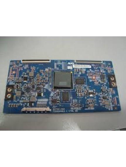 5555T22C02, 55.55T22.C02, UZ-5555T22C02, 55T22-C04, T550QVN03.1 CTRL BD, T-Con Board, TPV TPT550J1 -QVN03.U, TPV TPT550J1 -QVN03.U REV S100A, PHILIPS 55PUK6400-12