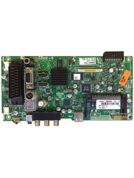 17MB81-2, 23112406, VESTEL MAİN BOARD
