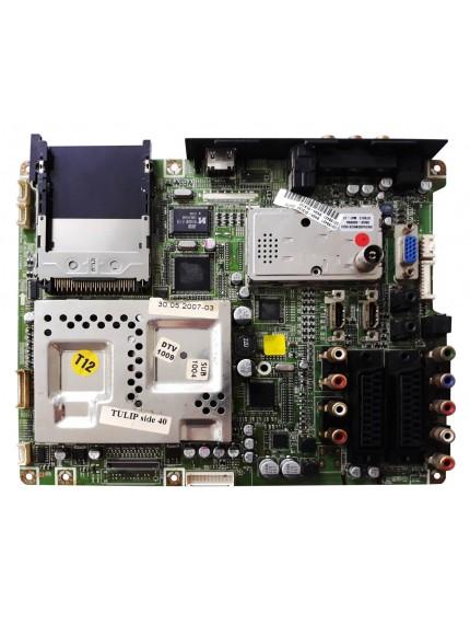 BN41-00813D-MP1.0 , BN94-01312F , LTA400HT-L01 , LE40N87BD , LE40N87BDX-XEE , MAIN BOARD , SAMSUNG ANAKART