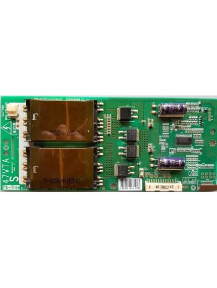 6632L-0487A, PPW-CC47VT-S (A) REV1.0, Vision 7 47-7851 T Grundig, Inverter Board, LG Display, LC470WUN-SAA1