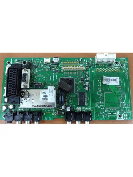 "17MB45M-2, 20490030, SDIAP05, LTA260AP05, VESTEL 26VH3000 26"" LCD TV, MAIN BOARD"