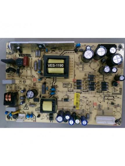 17PW25-3, 17PW25-4, VESTEL, LCD, POWER, BOARD