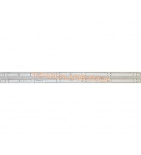 "ARCELIK 32"" DRT_REV0.2, ZVC65600-AA , ARÇELİK 32LE6730 BP, HV320FHB-N00, Led Backligth Strip, Led Bar, Panel Ledleri"
