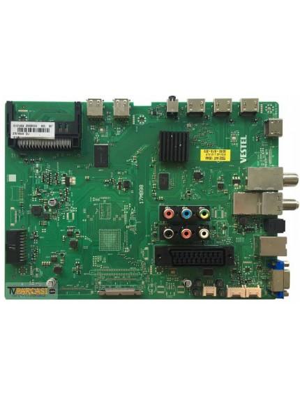 17MB98, 23326009, 23321447, Main Board, VESTEL 55FA8500
