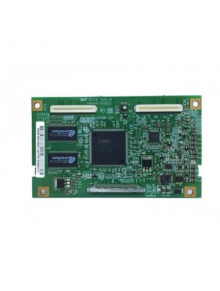 V315B1-C01, 35-D013932, Samsung LE32A330J1, T CON Board, V315B1-L01 REV C5