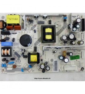 17PW26-3 , POWER BOARD, 20433341 , VESTEL 32VH3000 ,