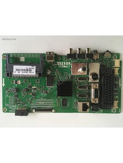 17MB211, 211116R3, Main Board
