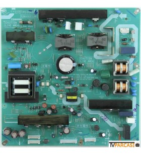 PE0546 , PE0546 G , V28A00071801 , TOSHIBA , 42XV500P , Power Board