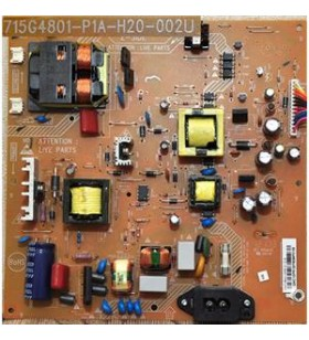 PHILIPS 715G4801-P1A-H20-002U power board