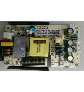 SDL-216C, SDL-216C-B, SN024LD071 S2, SN024LED071, SUNNY, POWER BOARD, BESLEME KART