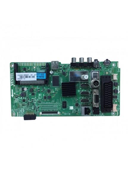 23355007, 17MB97, 260215R2, MAİN BOARD, VES400UNVS-2D-N05, 23344564, VESTEL SMART 40FB7100 40 LED TV