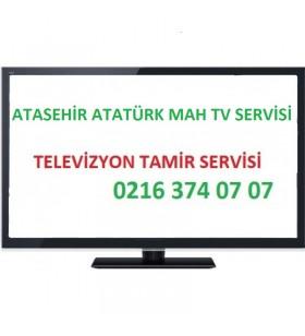 ATASEHİR- ATATÜRK MAH  SERVİSİ TV TAMİRCİSİ