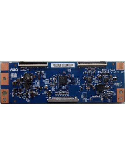 50T11-C02 , T500HVN05.0 , T420HVF05.0 , Logic Board , T-Con Board