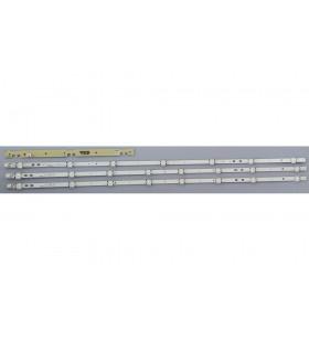 VESTEL 400DRT VNB A-TYPE REV11, VESTEL 400DRT VNB B-TYPE REV11, 30089018, 30089019, E128280, 17DB40H, 10115R1, LED BACKLİGHT, VES400UNDS-02-B , LED BAR