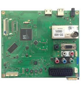 CU6LZZ, VUT190R-6, AUO, T315XW03 V3, BEKO B32-LCK-0B-L, Beko lcd tv main board, B32-LCK-0B-L