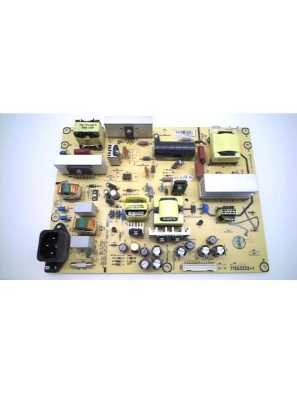 715G3332-1 , HISENSE , LSDN32W67EU , LCD , T315XW02 VX , Power Board , Besleme Kartı , PSU