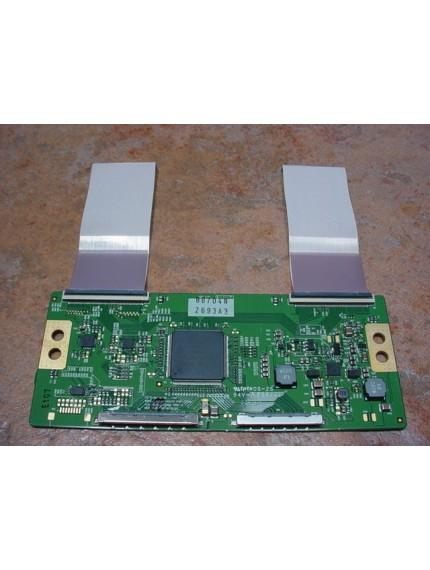 94V-0E88441 LG TV 42LW5300-UC Tcon Board BB704N 2693A3