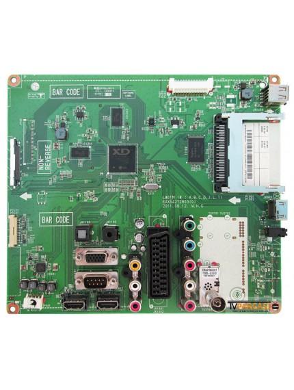 EBT61825785, EAX64272802(0), Main Board, T370HW05 V.1, LG 37LV3550