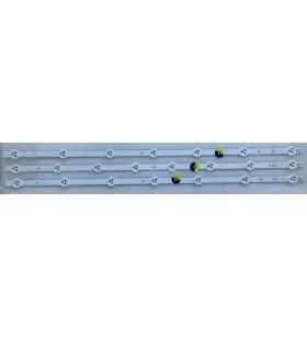 LG , LC320DXN SF R2 , SUNNY , SN032DLD12AT022-SM , AX032DLD12AT022-TM , 6916L-1295A , 6916L-1296A , 3 ADET LED ÇUBUK