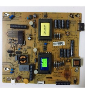 17IPS19-5, 23157377, Vestel 39PF5065, Power Board, Besleme, VES390UNVA-01